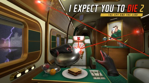 I Expect You to Die 2 Features Wil Wheaton, Launches This Summer