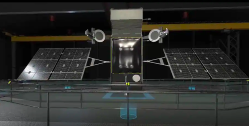 Space Force Using Oculus Quest For VR Satellite Repair Training