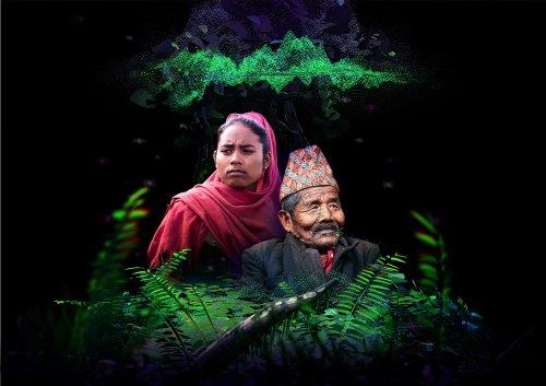 Voice-Driven VR Film 'Kusunda' Teaches You A Dying Language