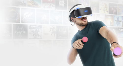 Sony Teases Shadow Banning System For PSVR In New Patent
