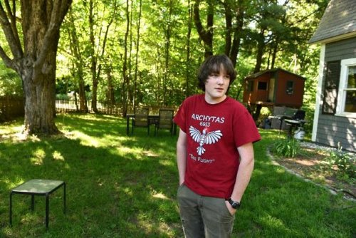 2½ years later, Royalton teen's message in a bottle receives reply from abroad - VTDigger