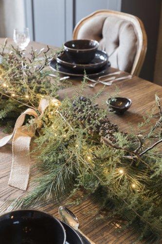 Heerlijke kerst binnen en buiten   Wonen Landelijke Stijl