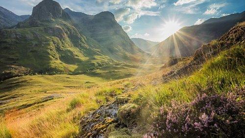 Die beste Reisezeit für Schottland: Entdecken Sie die Highlands im Oktober   The Weather Channel - Artikel von The Weather Channel   weather.com