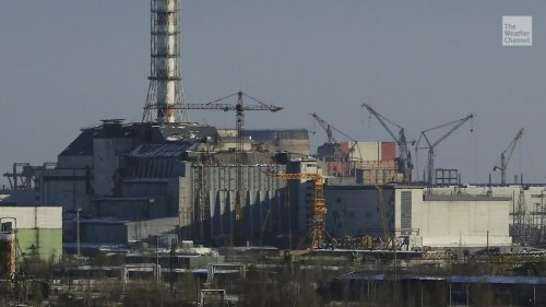 Evidence of Nuclear Fission Detected at Chernobyl - Videos from The Weather Channel | weather.com