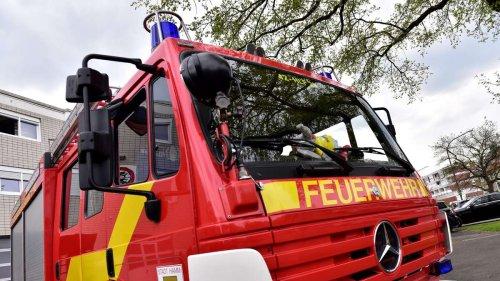 Mutwilliges Feuer in Hamm: VW Passat in Brand gesetzt