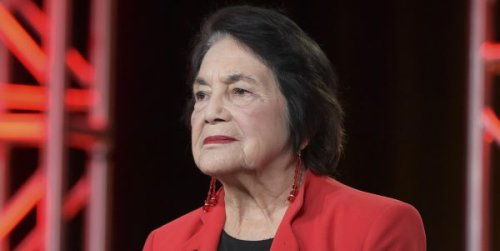 Civil Rights Activist Dolores Huerta: Georgia's Latino Voters Can Swing Election