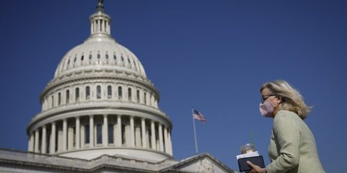 2 U.S. House Members Sue Over Use Of Metal Detectors To Screen Congress
