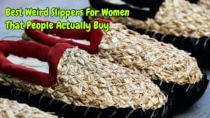 15 Best Weird Slippers For Women That People Actually Buy