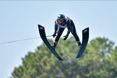 Nautique Athlete Jacinta Carroll Breaks Record Behind the Ski Nautique