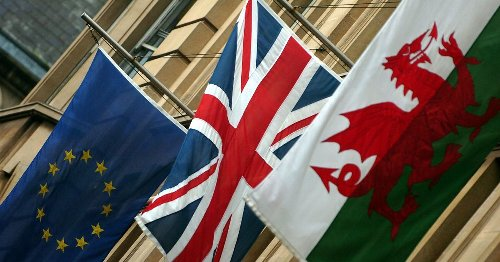 UK government wants Welsh children to sing 'We are Britain' anthem