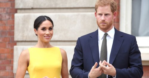 Harry and Meghan appear at New York concert to demand vaccine justice