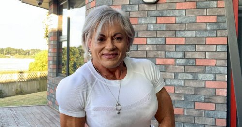 Bodybuilding grandma tells how she found new love at the gym