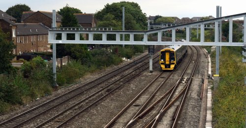 Mainline railway into south Wales shut due to emergency