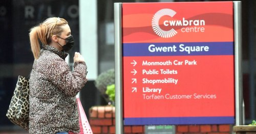 Four Welsh council areas have the highest Covid rates in the UK