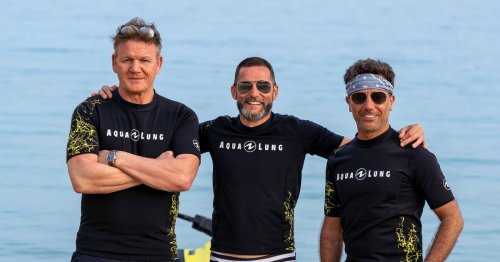 Gordon, Gino and Fred Go Greek fans left devastated by ITV announcement