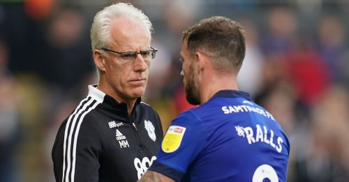 Cardiff headlines as McCarthy favourite for the axe and Moore gets a new agent