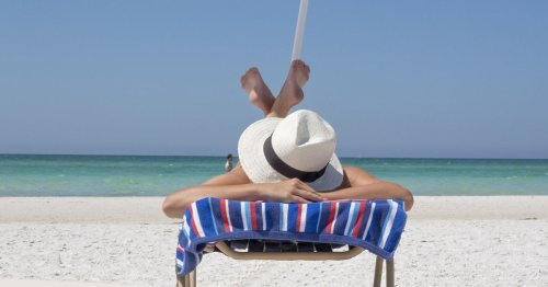 The five best nudist beaches in Britain