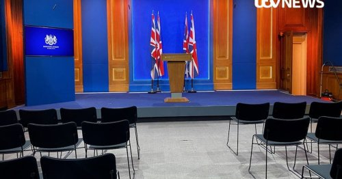 Downing Street to make Covid announcement this afternoon