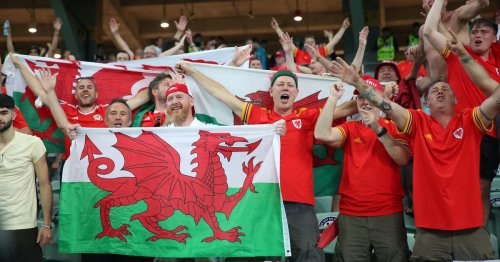 Wales fans refused entry to Netherlands for Euro 2020 Denmark match