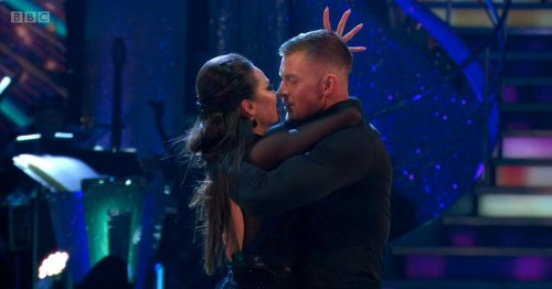 Strictly's Katya admits to 'connection' with Adam Peaty after 'kiss' scandal