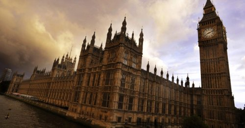 The reason MPs don't have to wear face masks in Parliament