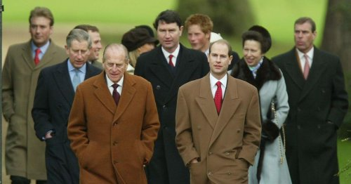 Prince Philip's children pay tribute to him as Queen and family's 'rock'