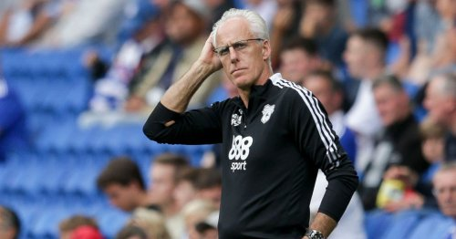 Cardiff fans are frustrated and McCarthy must create a style to suit young guns