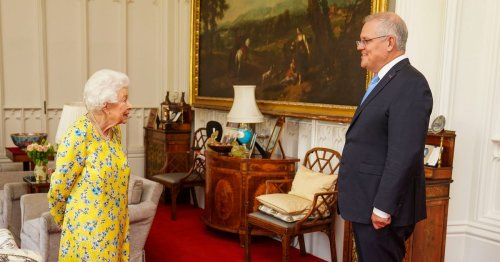 Queen's incredible reply to Australian PM's compliment at G7