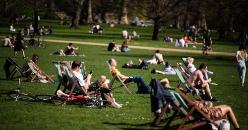 What the Met Office says about 16-day heatwave hitting the UK