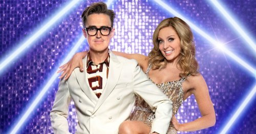 Strictly's Amy Dowden and Tom Fletcher test positive for Covid