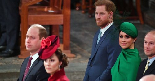 Prince William and Kate Middleton left unhappy by Meghan Markle 'habit'