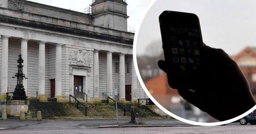 NHS tech worker secretly filmed men in a state of undress