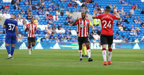 Che Adams double helps Saints to easy win in front of Bluebirds fans