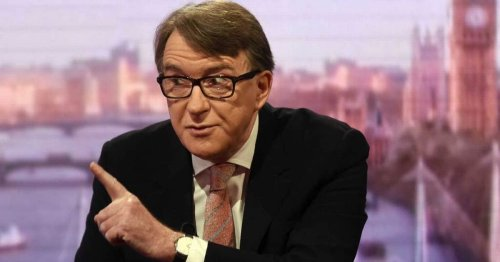 Lord Mandelson says defeat in Hartlepool is down to 'the two Cs'