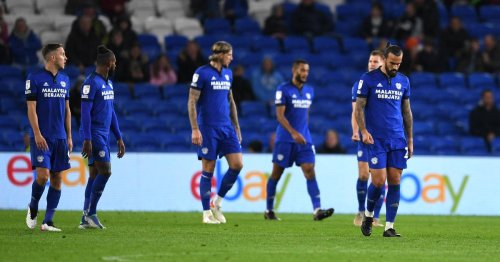 Calamitous Cardiff City player ratings as dire defending costly again