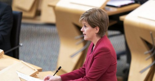 Scotland bans non-essential travel to parts of England