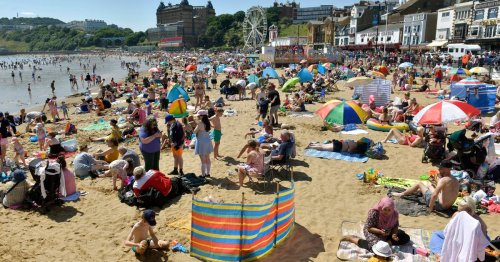 Exact date sizzling 26C heatwave from the Azores will hit Yorkshire