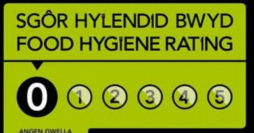 The pubs, restaurants and businesses with a zero food hygiene rating