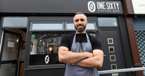 'I quit Costa to start my own coffee shop empire'