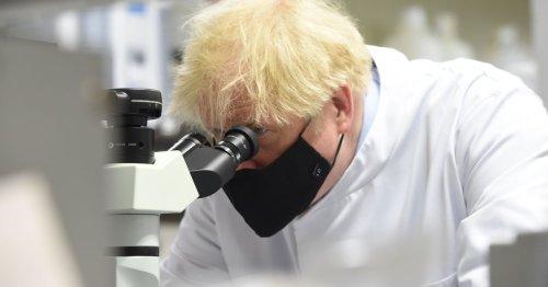 Boris Johnson issues update over fourth lockdown this winter