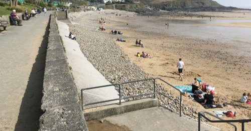 'It's not Benidorm': The row over lights proposed for a Gower prom
