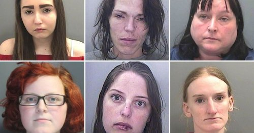 Wales' most dangerous women and the brutal crimes they committed