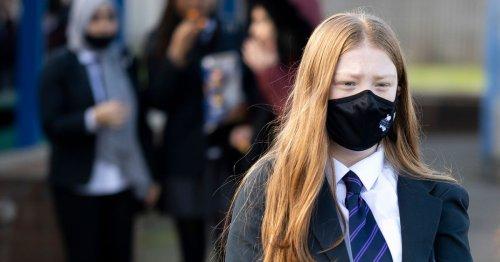 Headteachers describe chaos in schools as Covid rates rise