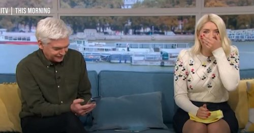 Holly and Phil flooded with criticism over treatment of ITV This Morning guest