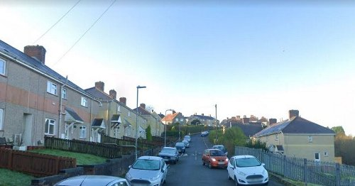 Mum confronted by man with 'double-barrelled shotgun' at front door
