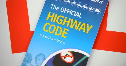 New Highway Code rule at junctions drivers should be aware of