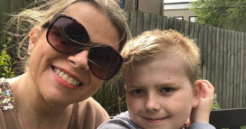 Mum's intuition told her son's 'migraines' were something more serious