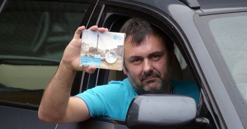 Man thrown out of Tesco for using £100 coin wins £5k compensation