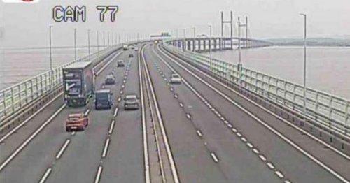 M4 Prince of Wales Bridge reopens after crash - live updates