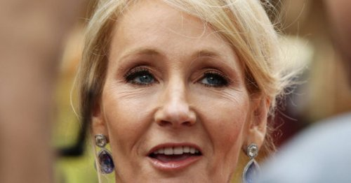 JK Rowling explains why she didn't use full name on first Harry Potter book